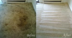 Carpet Cleaning Iron Station NC